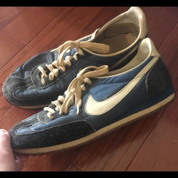 981 Vintage Nike Oceania Waffle Running